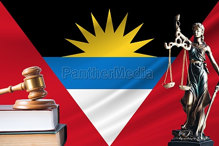 law and justice in antigua and