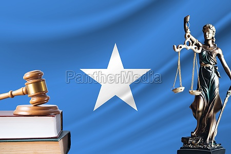 law and justice in somalia statue