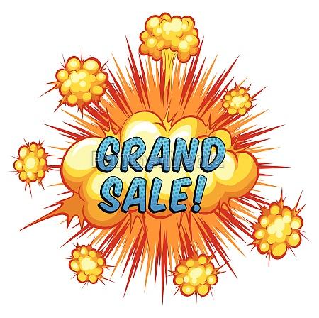 grand sale