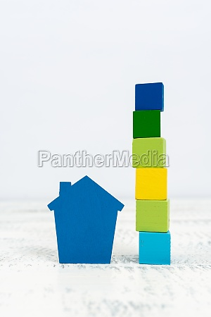 presenting real estate business creating better
