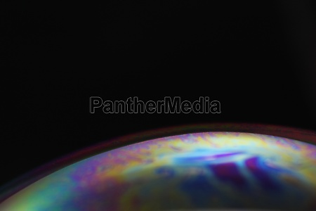 planets colors effects space sphere abstract