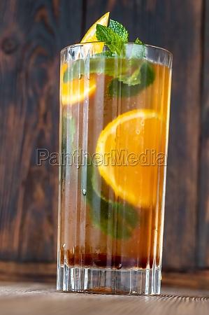 dutch orange cup cocktail