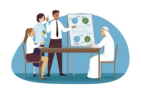 management meeting discussion business concept