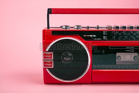 part of a tape player