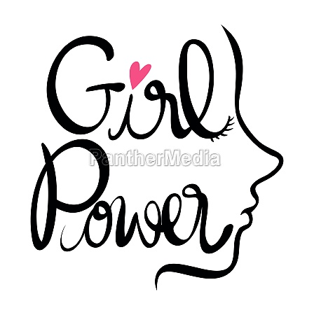 english expression for girl power