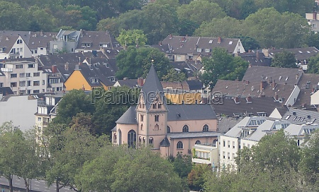 altstadt old town in koeln