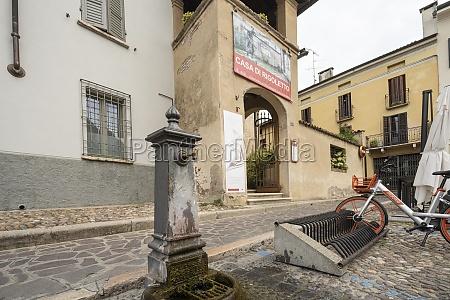 the house of rigoletto in mantua