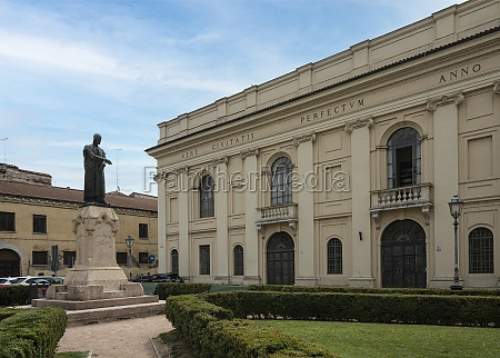bibiena scientific theater in mantua italy