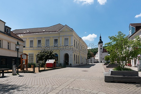 purkersdorf close to vienna in austria