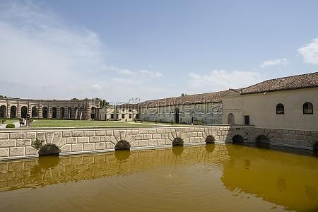 te palace in mantua italy