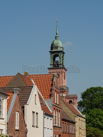 the old city of friedrichstadt