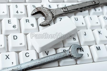 internet browsing online surfing word typing