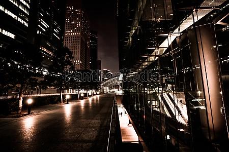 tokyo shiodome of night view