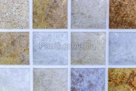 modern wall tiles in the kitchen