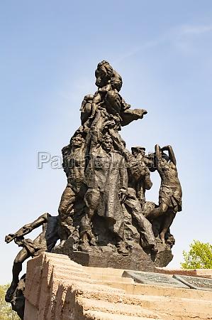 memorial babin yar kiev ukraine