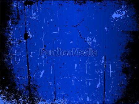 blue grunge background