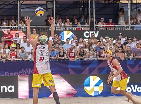 euro beachvolleyball 2021 vienna