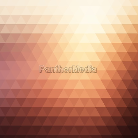 muted colours low poly background