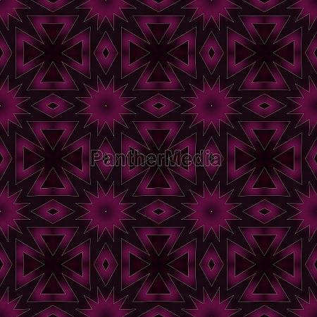 purple and black seamless tile pattern