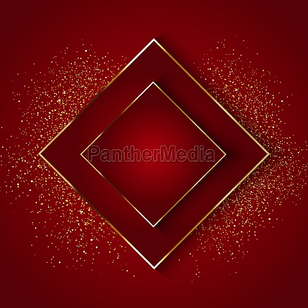 elegant background with gold glitter