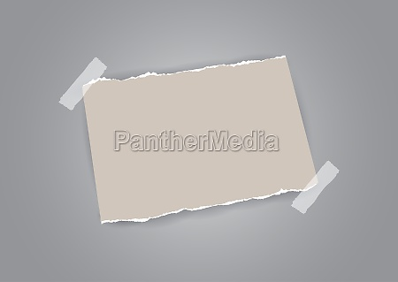 grunge background with torn paper and