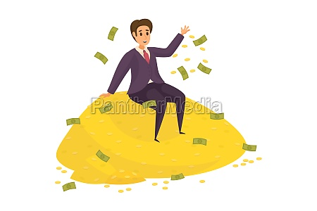 money success profit people wealth business