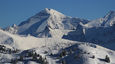 mountain ranges of the bernese oberland