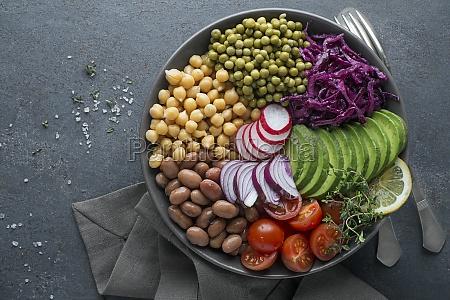 vegetable bowl