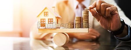 house model balance equilibrium concept