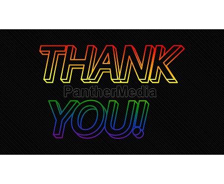 thank you vector logo celebration quotes