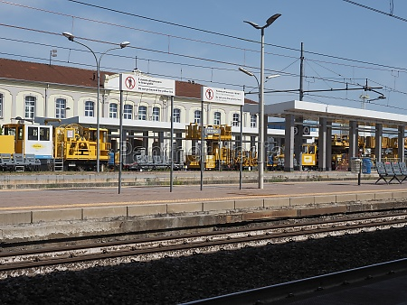 settimo torinese train station