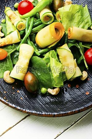 diet vegan salad diet menu