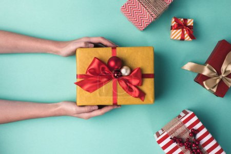 objects, set, celebration, christmas, decoration, decorative - B168584252