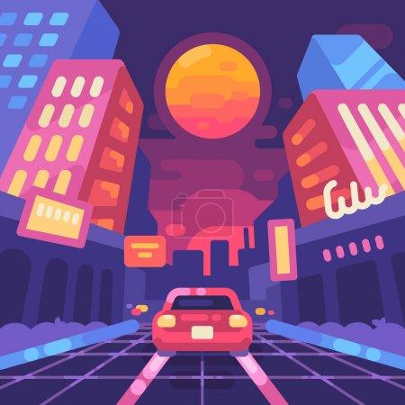 game vector background illustration design new