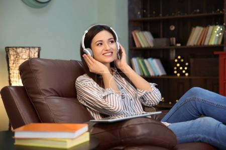 leisure computer background person female sitting