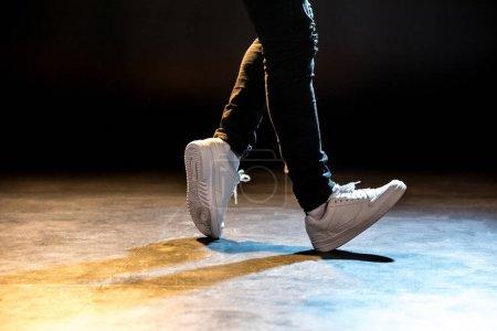 action man dark legs dancing dancer