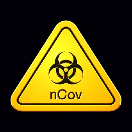 vector background shape sign risk danger