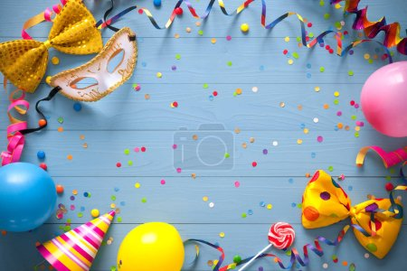 color, fun, entertainment, blue, background, colorful - B139880278