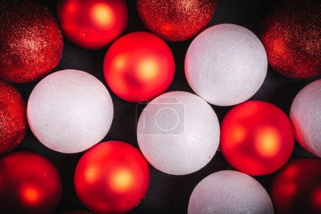table sphere red colors white background