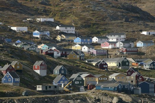 greenland houses real estate settlement town
