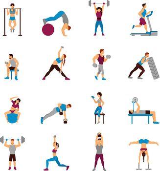 gym, activities, workout, sport, training, fitness - D38165352