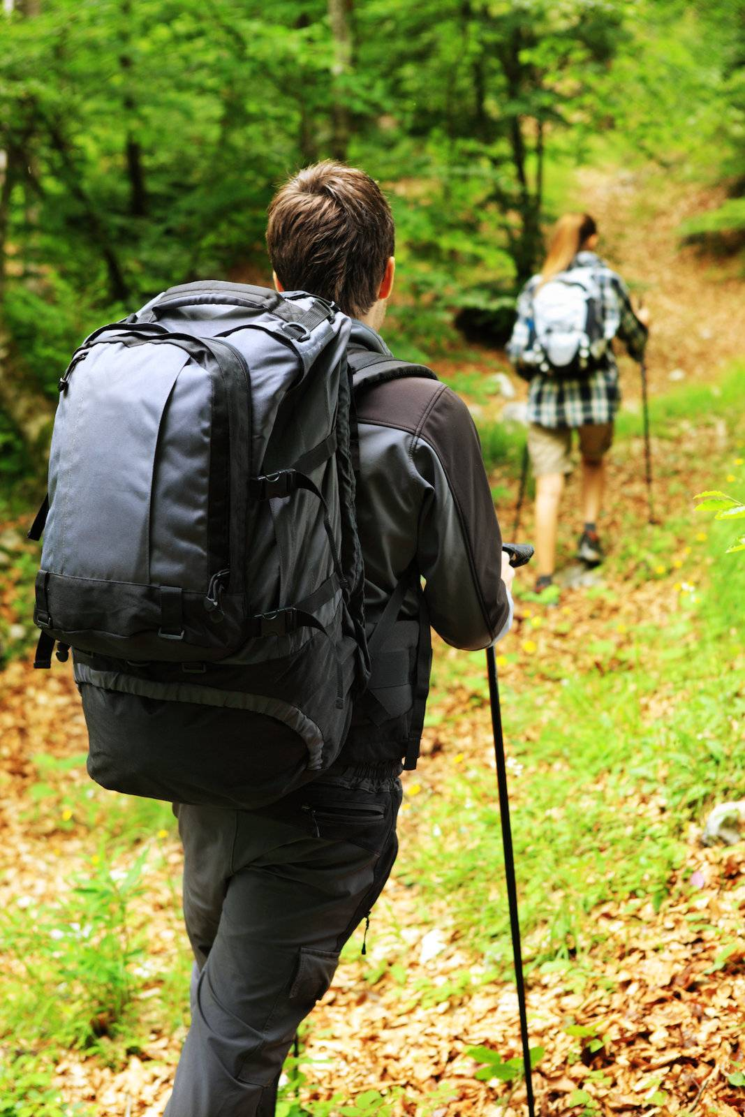 Activity, Adult, Autumn, Backpack, Couple, Exercise - D9600028