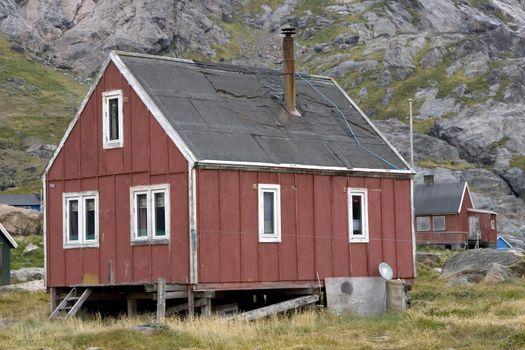 appilatoq greenland house real estate settlement