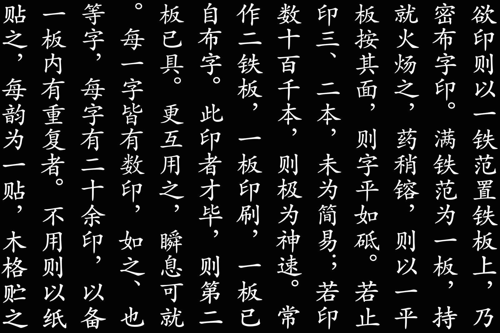 chinese china script characters letters pattern