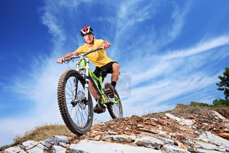 sport, competition, white, blue, sky, equipment - B45874633