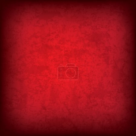 color red background solid graphic illustration
