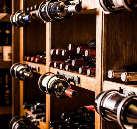 bar, pub, red, background, glass, luxury - B22873478