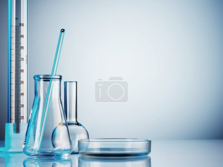 color, white, blue, background, on, glass - B30942187