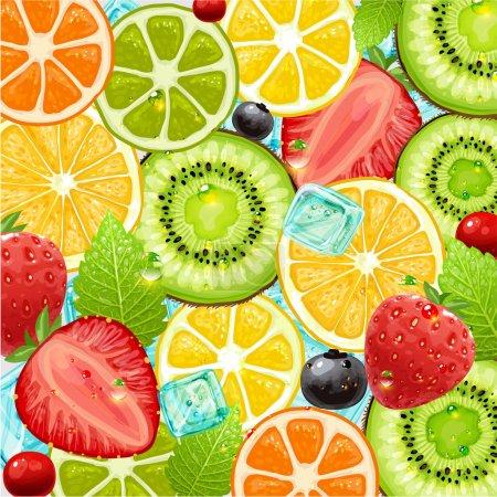 vector background graphic illustration design set