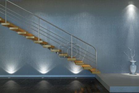 lights render nobody perspective design luxury